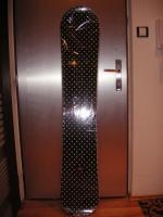 NOVÝ Snowboard - BLACKHOLE Escape PC 7500,-Kč, délka 160cm