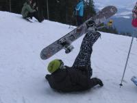 snowboard Sims Cipher