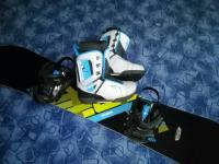 Prodej snowboardu