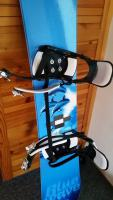 Prodám snowboard, obal na snowboard a boty