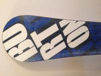 Snowboard Burton Clash 145 komplet