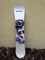 Ride Havoc 152cm, vč. vázání+boty zdarma